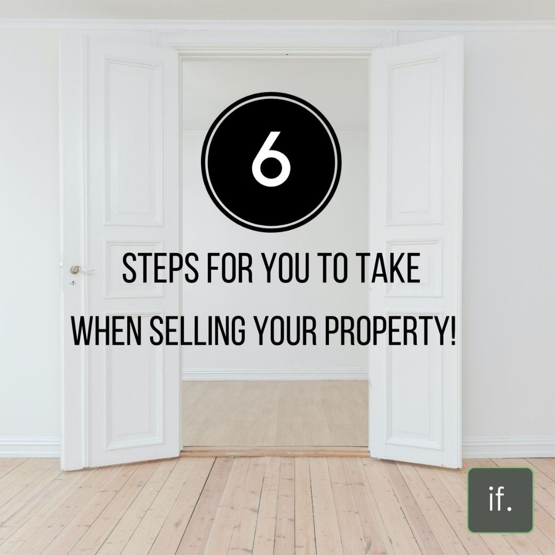 Prepping your Property?